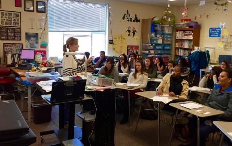 Teacher of the Year Award marks Bode's 31st year of teaching