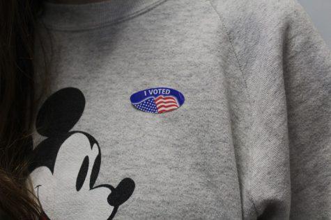Millennials cast their vote for change