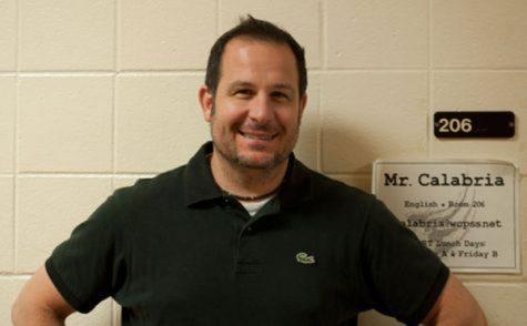 Teacher Feature: Mr. Calabria