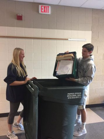 Students strive to protect the planet