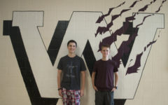 Wakefield's valedictorian and salutatorian prepare for their grand finale