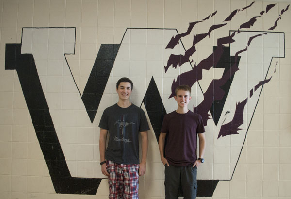 Alec Ashforth and Robert Herhold know that it's always about the W.