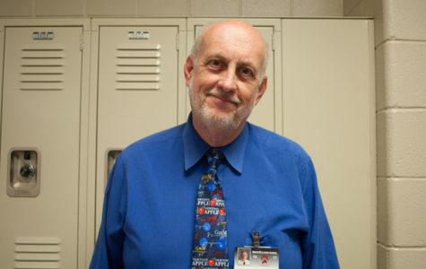 Administrators, counselors and teachers congratulate seniors