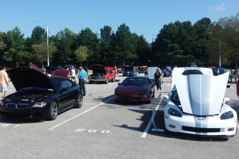Wakefield Classic and Muscle Car Show