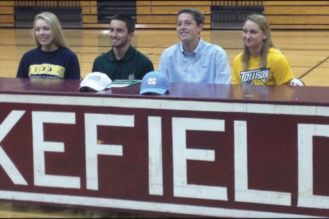 Signing day commits