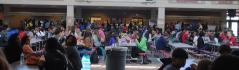 Students Stay or Go for Lunch