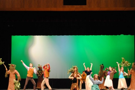 Theater brings Snow White and the Prince to life