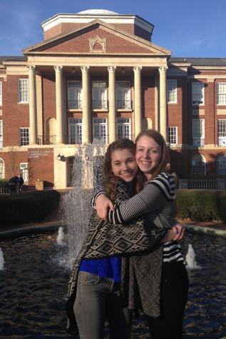 Students gain leadership experience at Meredith