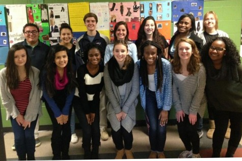 French Honor Society competes in French festival