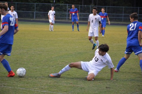 Wakefield Soccer takes aim at Cap 8 Championship