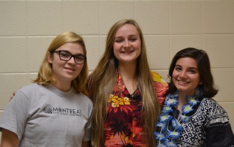 Three Students from Wakefield accepted into NC Honors Chorus
