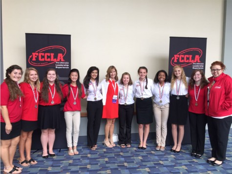 FCCLA brings home the gold
