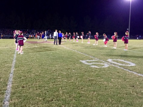 Wakefield football clashes with rival Wake Forest