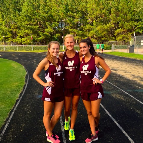 Cross Country team paces to greatness