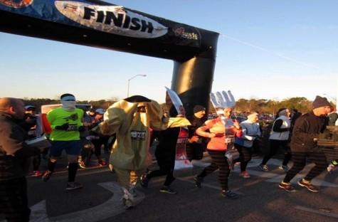 Annual Skinny Turkey Race raises awareness