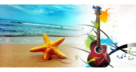 I love beach music — every single day of my life