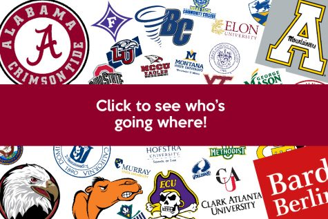Class of 2016 College Choices
