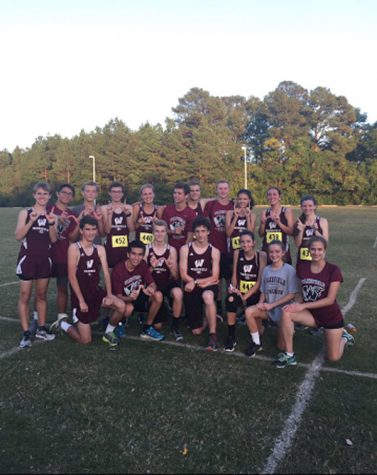 Cross Country hopes for brighter future