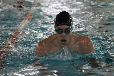 Wakefield swim team propels toward improvement