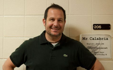Teacher Feature: Mr. Calabria
