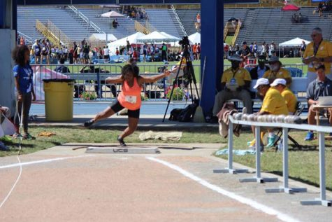 Track and Field continues to sprint toward the finish line