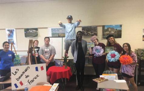 Parlez-vous Français: FHS members challenge their skills