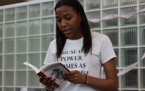 Read-In celebrates Black History Month