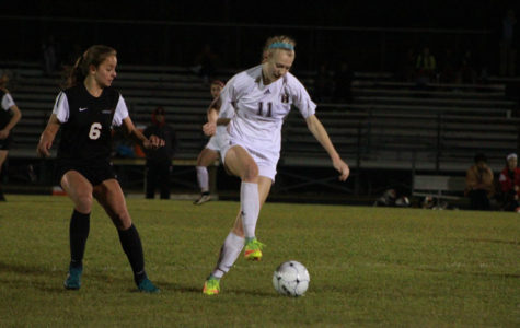 Women's soccer team looking for a shot at a title