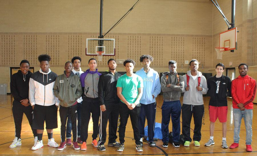 Hoops for Hope teammates donate their time and athleticism to raise awareness for cancer.