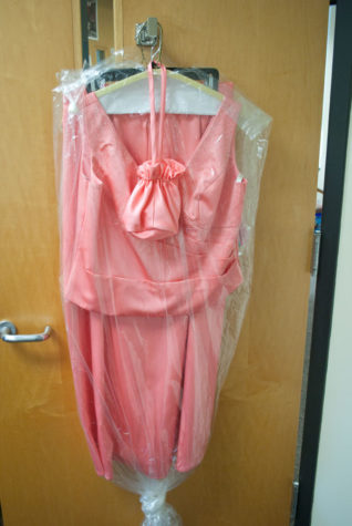 Students may drop off prom dress donations to Ms. Tborowsky's office.