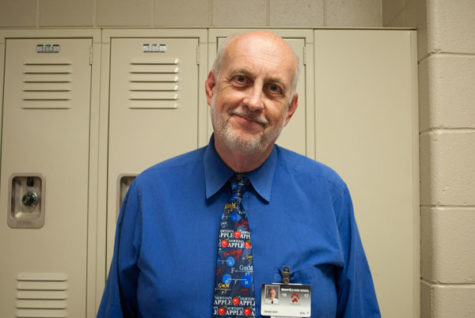 Science Teacher David Guy