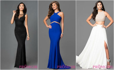 A girl's guide to serving looks at prom