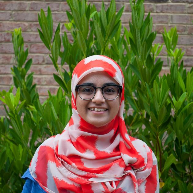 Anaum Salman, Staff Writer