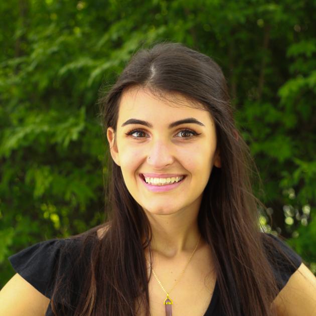 Katelyn Sajewicz, Co-Editor-in-Chief