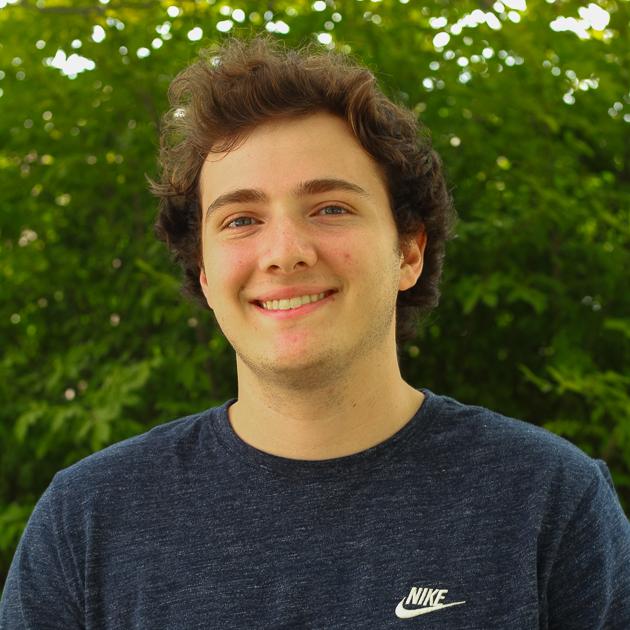 Joseph Ortiz, Website Editor