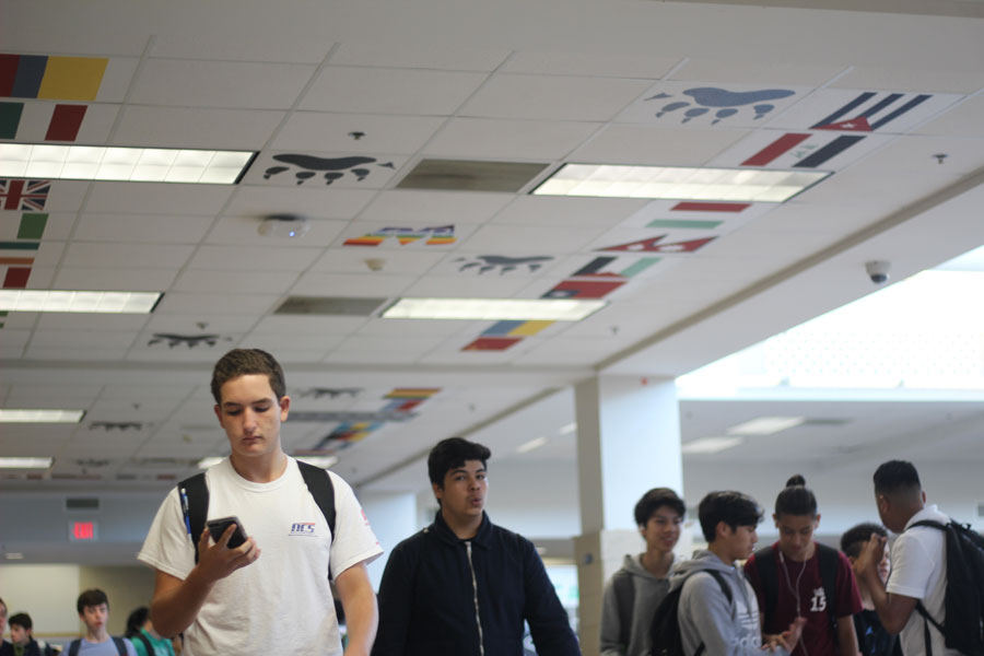 The Positivity Project  targets Wakefield's diverse student body.