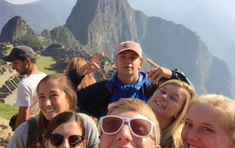 Wolverines travel the world