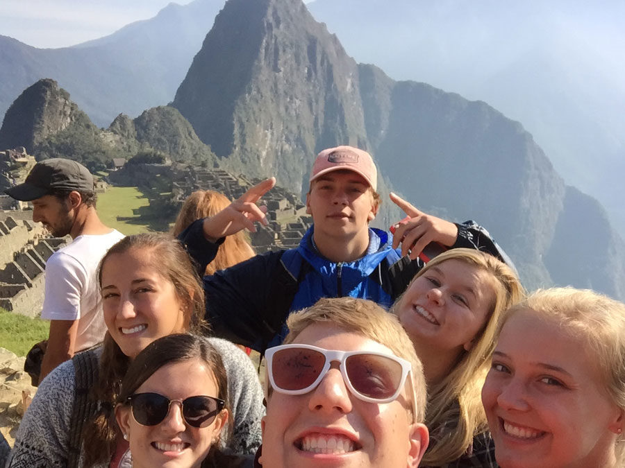 North+Raleigh+Methodist+Youth+Group+takes+on+Machu+Picchu.