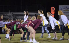 Juniors beat seniors for the second time in Wakefield powder puff history