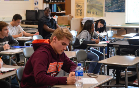 Wolverines prepare for first semester exams