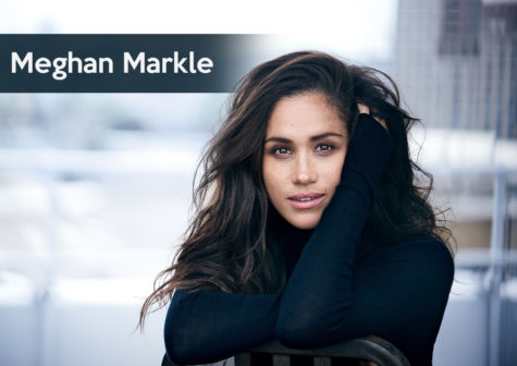 Meghan Markle leaps into her role as Princess