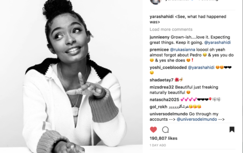 @yarashahidi on Instagram and Twitter