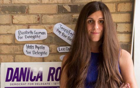 Danica Roem becomes the first transgender legislator in Virginia