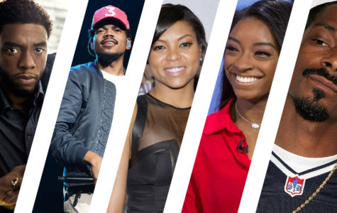 Black celebrities are supporting awesome causes while changing their industry