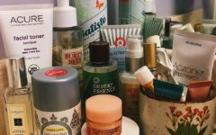 Clean up your products with 'clean beauty'