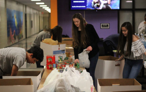 Project Give H.O.P.E inspires good deeds