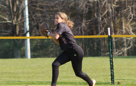Throw like a Girl, Softball at Wakefield High School