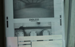 A CD of the album, Endless