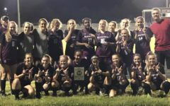 Women's varsity soccer makes history