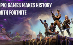 Epic Games makes history with Fortnite